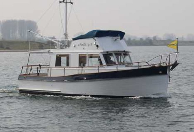 Grand Banks 32 for sale by SchipVeiling