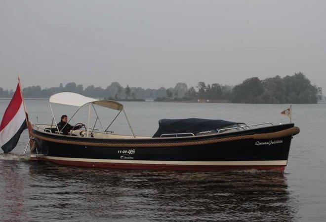 Jan Van Gent 10.35 Soft Top for sale by SchipVeiling