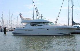 Jeanneau Prestige 46, Motorjacht Jeanneau Prestige 46 te koop bij SchipVeiling
