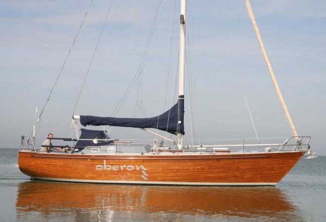 Koopmans 37 for sale by SchipVeiling
