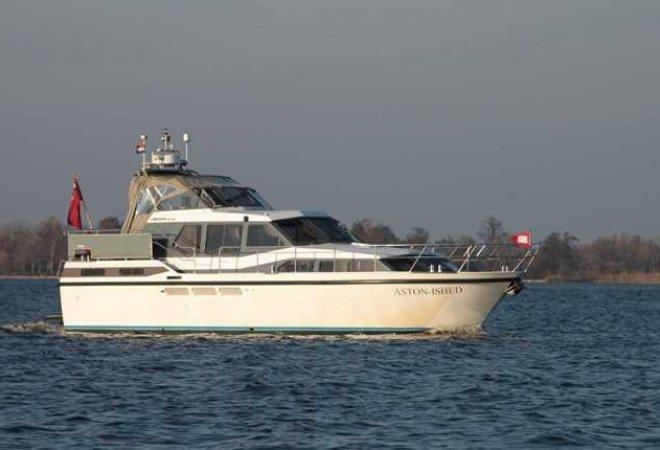 Linssen 402 SX for sale by SchipVeiling