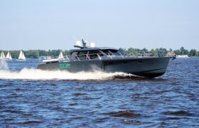 Aluminium Powerboat NYX 56 for sale by YachtBid