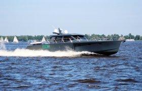 Aluminium Powerboat NYX 56, Motorjacht Aluminium Powerboat NYX 56 te koop bij SchipVeiling