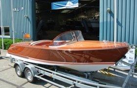 Riva Replica Aquarama, Speed- en sportboten Riva Replica Aquarama te koop bij SchipVeiling