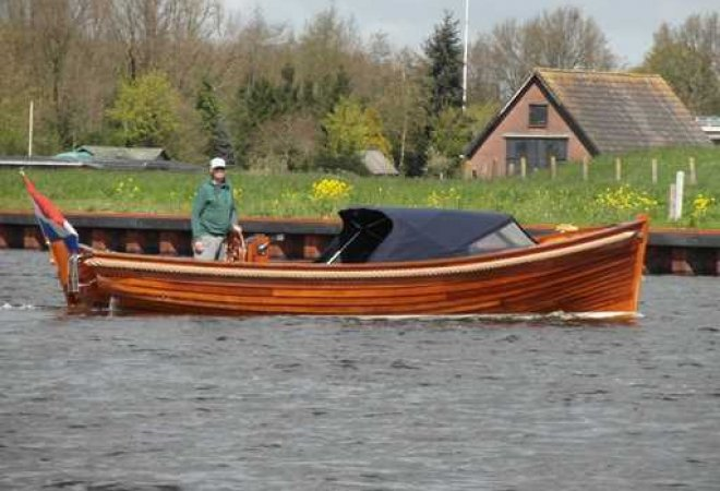 Royal Sloop 750 for sale by SchipVeiling