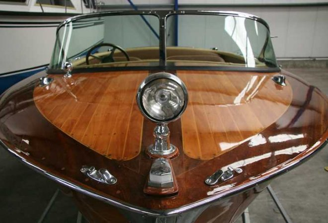 Swiss Craft Runabout for sale by SchipVeiling