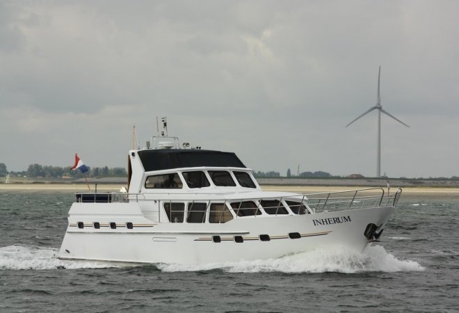 Valkkruiser 1500 for sale by SchipVeiling