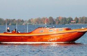 Mogano Vlet, Motorjacht Mogano Vlet te koop bij SchipVeiling