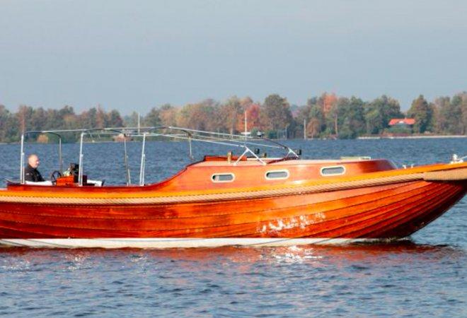 Mogano Vlet for sale by SchipVeiling