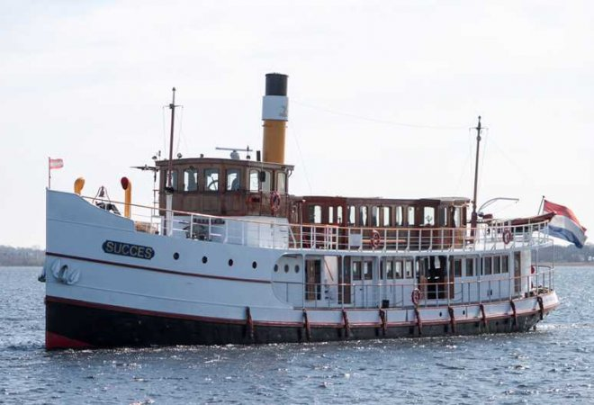 Vintige Passenger Steamship for sale by SchipVeiling