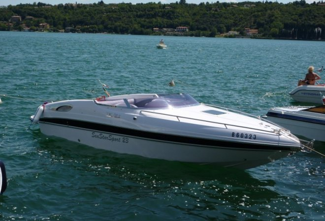 TULLIO ABBATE Sport 23 for sale by SchipVeiling