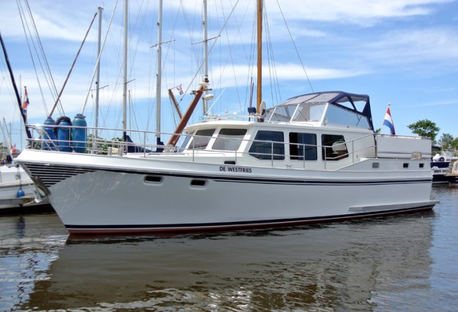 Privateer 43 for sale by SchipVeiling