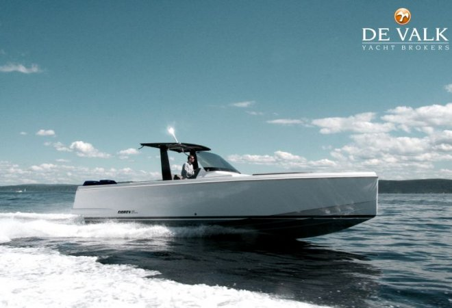 Fjord 36 Xpress + 2x 300HP for sale by SchipVeiling