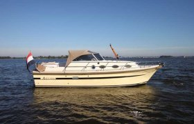 Antaris Retro 10 Cruiser, Motorjacht Antaris Retro 10 Cruiser te koop bij SchipVeiling