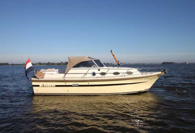 Antaris Retro 10 Cruiser for sale by SchipVeiling