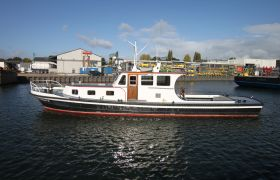 ex peilboot WILDENTE, Ex-professionele motorboot  for sale by SchipVeiling