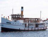 Vintage Passenger Steamship (Motoryacht), Bateau à moteur de tradition Vintage Passenger Steamship (Motoryacht) à vendre par SchipVeiling
