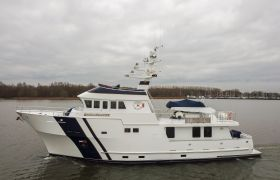 Northern Marine 78, Motor Yacht  for sale by SchipVeiling