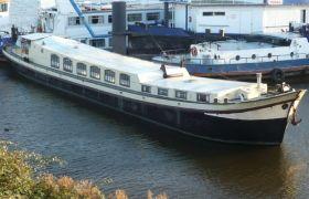 Klassieke Nederlandse Woonklipper, Traditional/classic motor boat  for sale by SchipVeiling