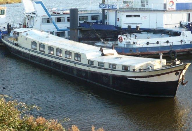 Klassieke Nederlandse Woonklipper for sale by SchipVeiling