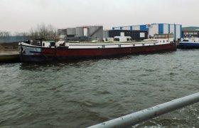 SPITS Expositie/woon Schip, Ex-commercial motor boat SPITS Expositie/woon Schip te koop bij SchipVeiling