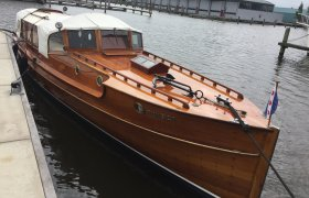 Petterson Salonboot, Traditional/classic motor boat Petterson Salonboot te koop bij SchipVeiling