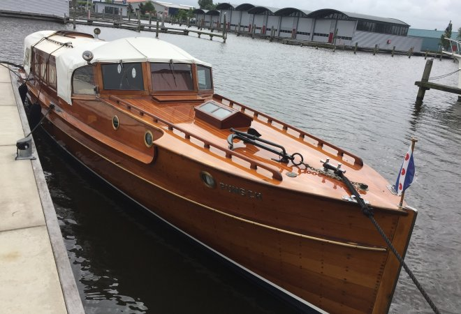 Petterson Salonboot for sale by SchipVeiling