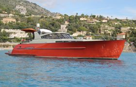 Holterman Yachting INFINITY 501, Superjacht motor  for sale by SchipVeiling
