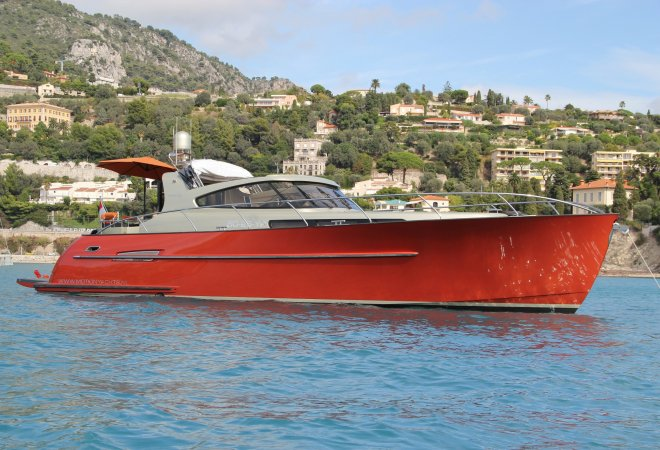 Holterman Yachting INFINITY 501 for sale by SchipVeiling