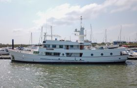 36m Long Range Motor Yacht, Motorjacht  for sale by SchipVeiling
