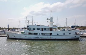 36m Long Range Motor Yacht, Motorjacht 36m Long Range Motor Yacht te koop bij SchipVeiling
