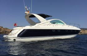 Fairline Targa 48 GRAN TURISMO, Motorjacht  for sale by SchipVeiling