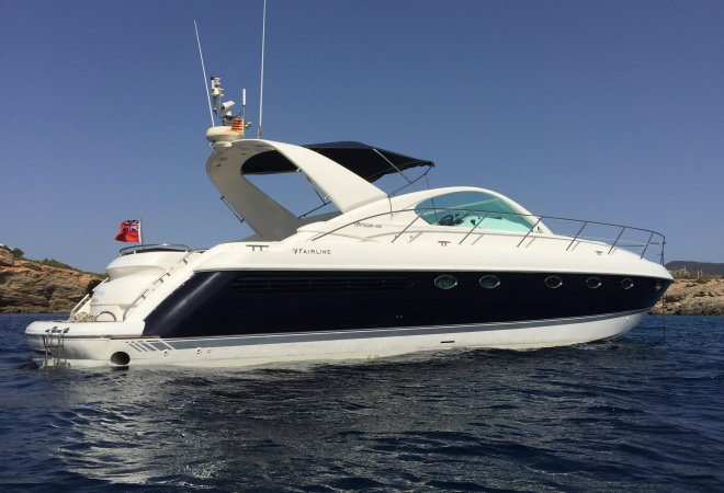 Fairline Targa 48 GRAN TURISMO for sale by YachtBid