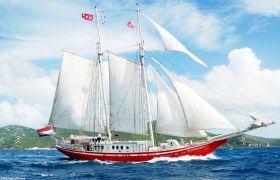 Schooner Eldorado, Sailing Yacht  for sale by SchipVeiling