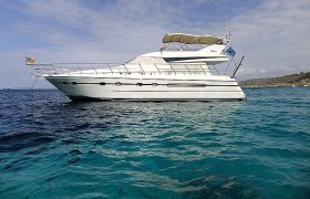 Neptunus 156 Flybridge, Motorjacht  for sale by SchipVeiling
