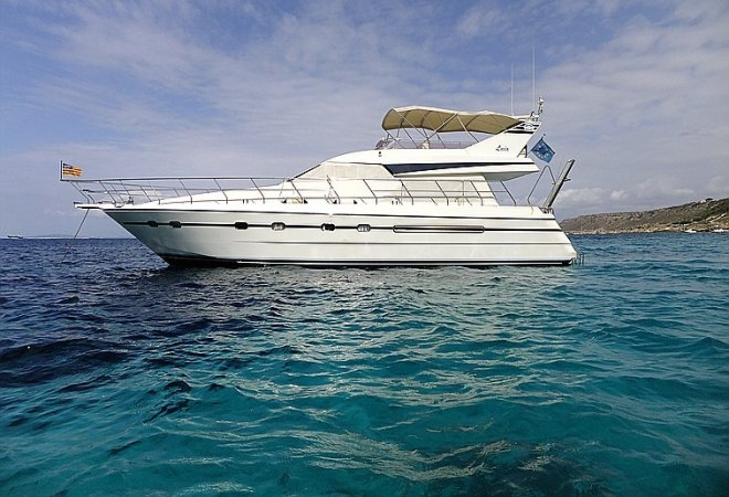 Neptunus 156 Flybridge for sale by YachtBid