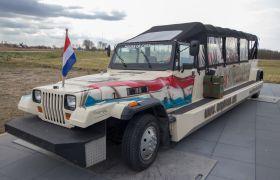 Jeep Wrangler Amphi Ride, Motorjacht  for sale by SchipVeiling