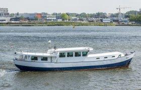 Woonschip Odin 23 M., Motorjacht Woonschip Odin 23 M. te koop bij SchipVeiling