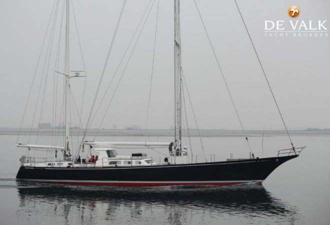 Van De Stadt 74 Ocean Ketch for sale by YachtBid