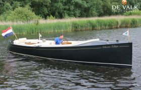 Notaris Sloep, Motorjacht  for sale by SchipVeiling