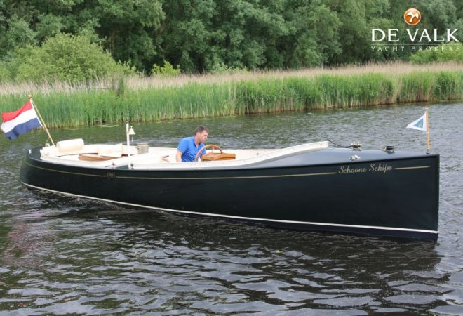 Notaris Sloep for sale by SchipVeiling