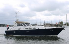 Linssen 45 Cabriotop, Motorjacht  for sale by SchipVeiling