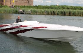 Profile 33V, Motorjacht  for sale by SchipVeiling