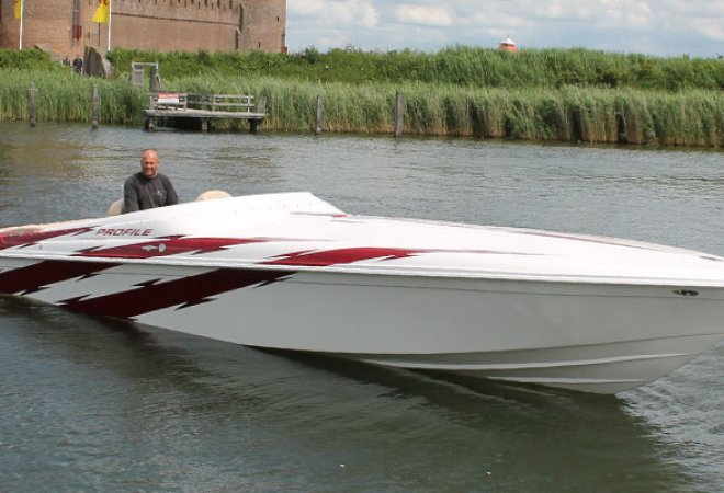 Profile 33V for sale by SchipVeiling