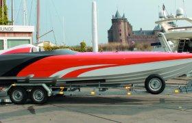 Cougar Sport racer, Motorjacht Cougar Sport racer te koop bij SchipVeiling