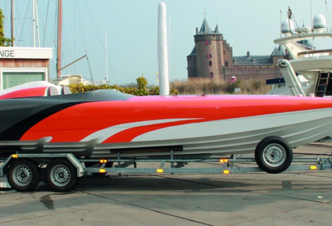 Cougar Sport racer for sale by SchipVeiling
