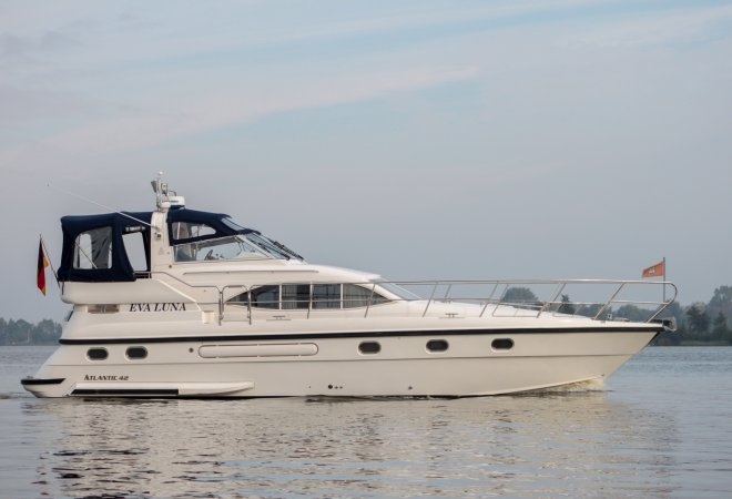 Atlantic 42 for sale by YachtBid