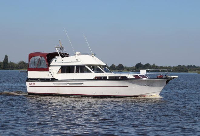 Princess 41 for sale by SchipVeiling
