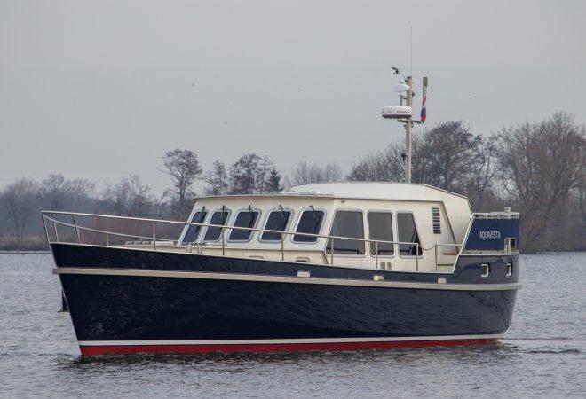 Aquavista Spitsgatkotter 1500 for sale by SchipVeiling