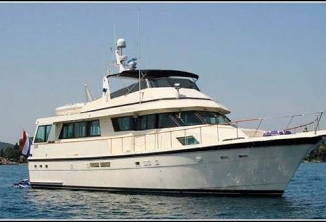 Hatteras 70 M.Y. for sale by YachtBid